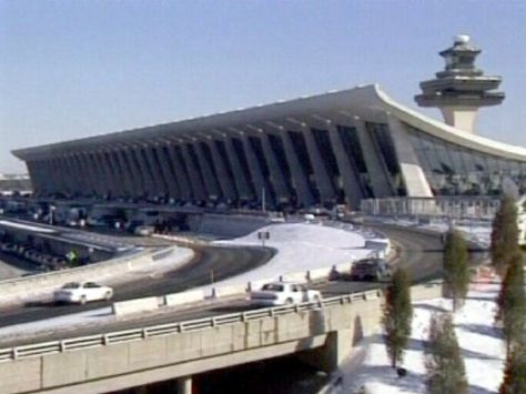 Washington Dulles International Airport is one of five international airports to receive passengers from Ebola-infected West African nations.