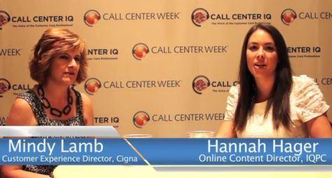 Mindy Lamb is Head of Operating Effectiveness – Customer Experiences at Cigna.